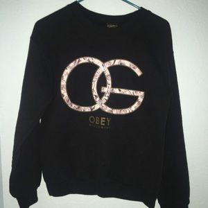 Obey Sweaters - Obey crewneck